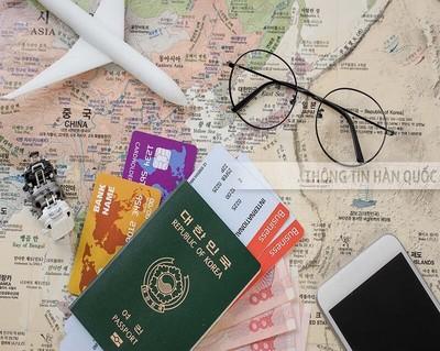 Du lịch Hàn Quốc du khách phải chuẩn bị đầy đủ giấy tờ
