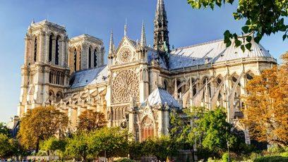 Nhà thờ Đức Bà nước Pháp